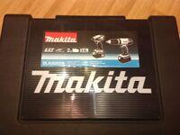 Makita DLX2020SW cordless combo kit