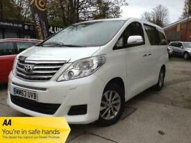 image for 2017 Toyota Alphard Left hand drive, delivery mileage only!!!! Auto ESTATE Petro