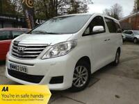 2017 Toyota Alphard Left hand drive, delivery mileage only!!!! Auto ESTATE Petro