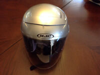 HJC motorcycle helmet size small as new condition.