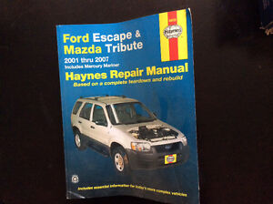 Haynes auto repair manual Kitchener / Waterloo Kitchener Area image 1