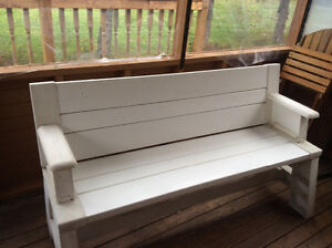 Picnic bench-table