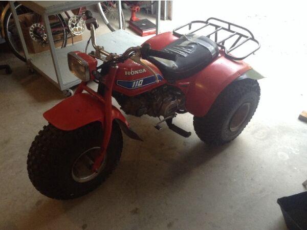 Used 1982 Honda Atc