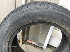 pneu de toute la famille (grand ménage) 14 et 15 po