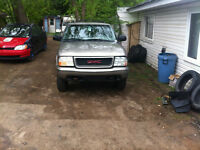 1999 GMC Jimmy 4x4