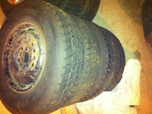 205/75/r14 NEW hankook Studable winter tires $400 firm