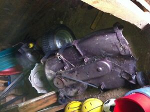 MOWER DECK FOR 180'S MURRAY ,AND PARTS/MOTORS