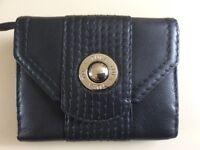 New Tula black purse