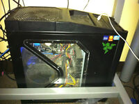 Gaming Desktop, All Inclusive or Separate! Price negotiable
