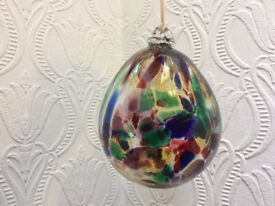 Jangles the double bubble scent ball. Handmade