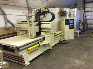 CNC Router - Thermwood - C-53 - 5' x 10' - Just In -