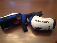 Easton youth elbow pads
