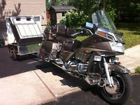 ***SOLD*** Loaded 84 Gold Wing Aspencade with travel trailer