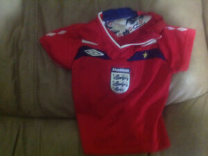 Baby england jersey