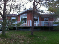 5 bedroom cottage Sauble Beach weekly rental