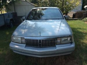 93 Lincoln conte for sale!!!