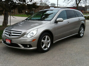 2008 MERCEDES BENZ R320 CDI 4MATIC - NAV|PANORAMIC|CAMERA|PHONE