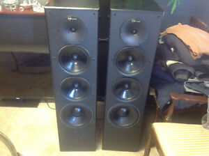 Nuance subwoofer mudule speakers with amplifier