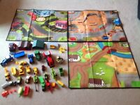 Farm/construction Mats with vehicles