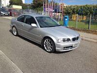 BMW 320ci for sale £1,495