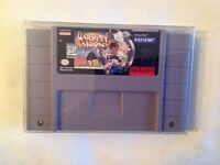 Earthbound and Harvest Moon - SNES Rare Games
