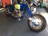 New Arrival at Hurricane New Custom Hardtail Bike Not Harley Chopper Bobber