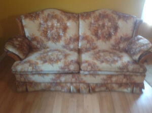 Bed Chesterfield