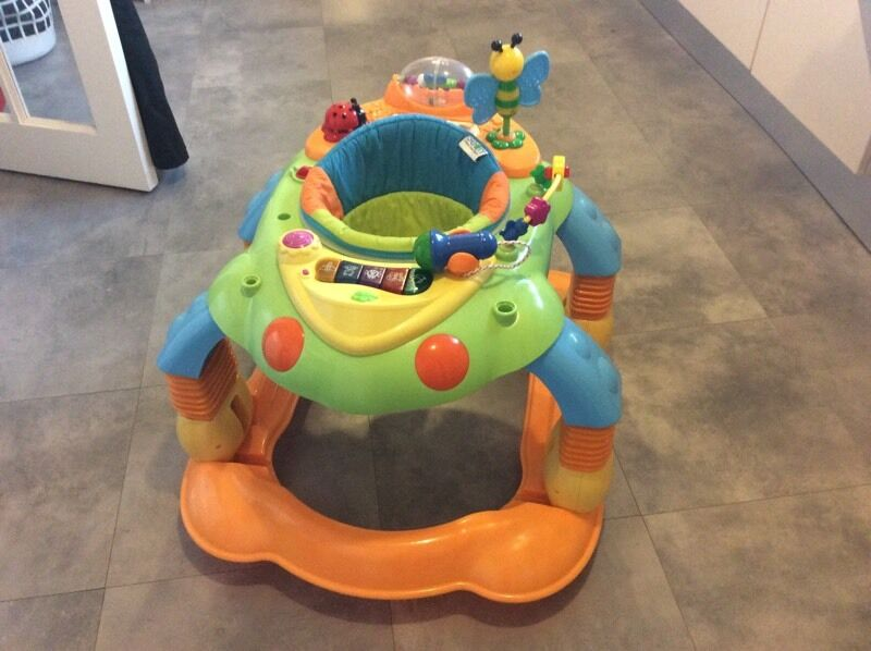 Sale: baby walker from mothercare!
