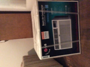 Air conditioner LG 1 in box1 used