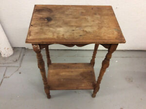 Nice old side table