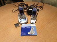 BT Calypso 1100 Phones