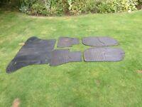 Land Rover Freelander 1 genuine rubber floor mats