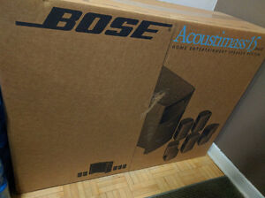 Bose Acoustimass 15 Series ii -  New, In Box