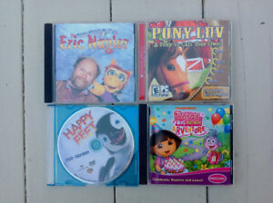 Kids DVD Music Games and Movie