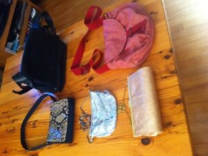 Purse collection: The Limited, AE, Spring, Old Navy