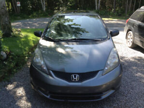 Honda Fit DX-A 2011