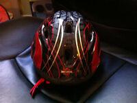 Harley Davidson kids helmet