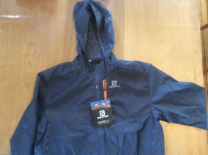 Salomon men's running jacket