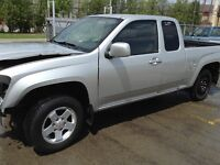 2011 GMC CANYON ext SLE 96,456KM ACCIDENT 3.7 VORTEX