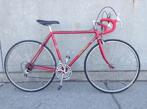 Steve Bauer - Sirocco - Vintage Road Bike - Small 52cm