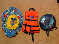 Baby pool/float items