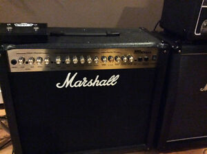 FS: Marshall MG 100DFX include footswitch