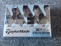 Taylormade TP5x Athlete Edition golf balls new x 12