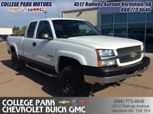 2004 Chevrolet Silverado 2500HD Base  text 780-853-0941