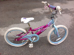 """18""""Tire Girl's Bike - good working condition"""