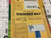 """Board game called simply """"The game of Thunder Bay """""""