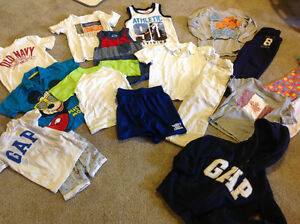 Lot of boys 4T clothing