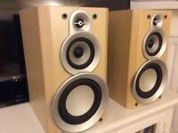 Pair of JVC Speakers