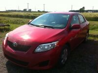 2010 Toyota Corolla CE.   AUTO-AIR-DOOR LOCK.   5995$$