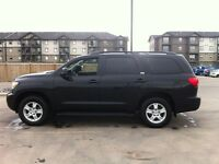 2012 Toyota Sequoia SR5  in Spruce Grove